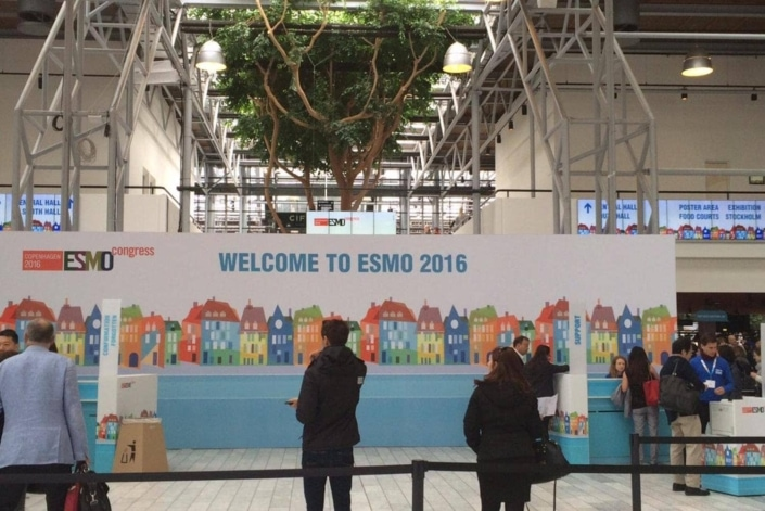 ESMO Poster Discussion CISC Interview Biomarkers Ipilimumab Treatment MediPaper Medical Communications