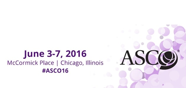 ASCO 2016 annual meeting