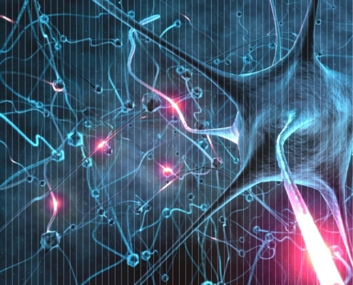 Early treatment with ocrelizumab lowers 5-year brain atrophy-rates in MS